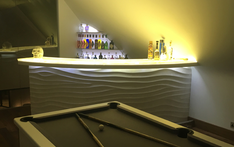 Pool Room Bar
