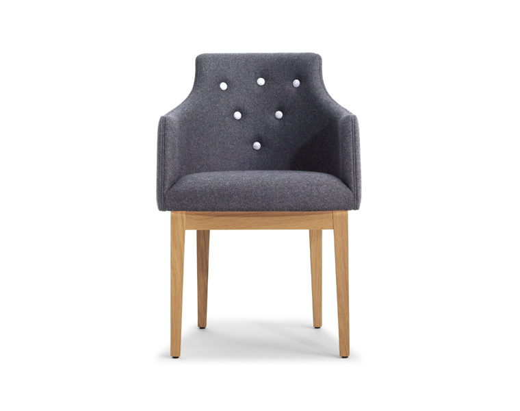 Kaylea Lux Arm Chair