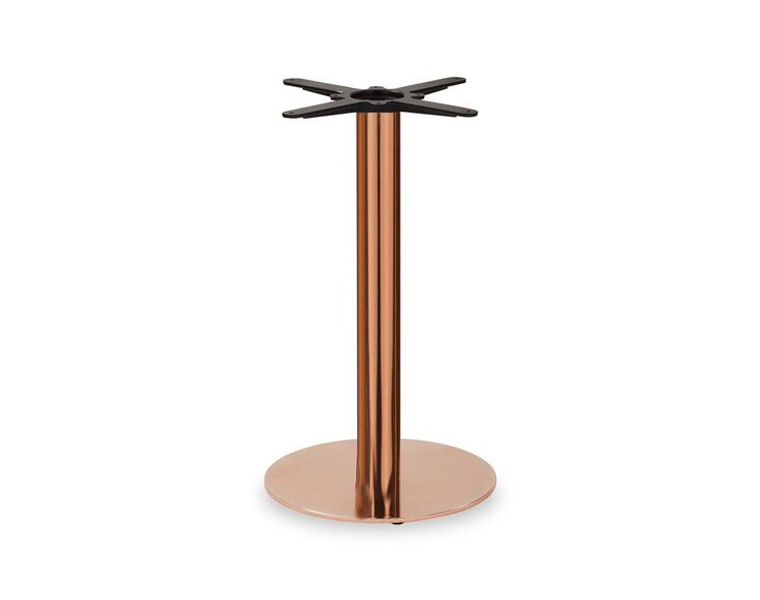 Copper Table Base
