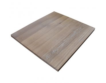 Fumed European Oak Table Top