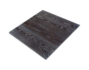 Solid Ash Wenge Table Top