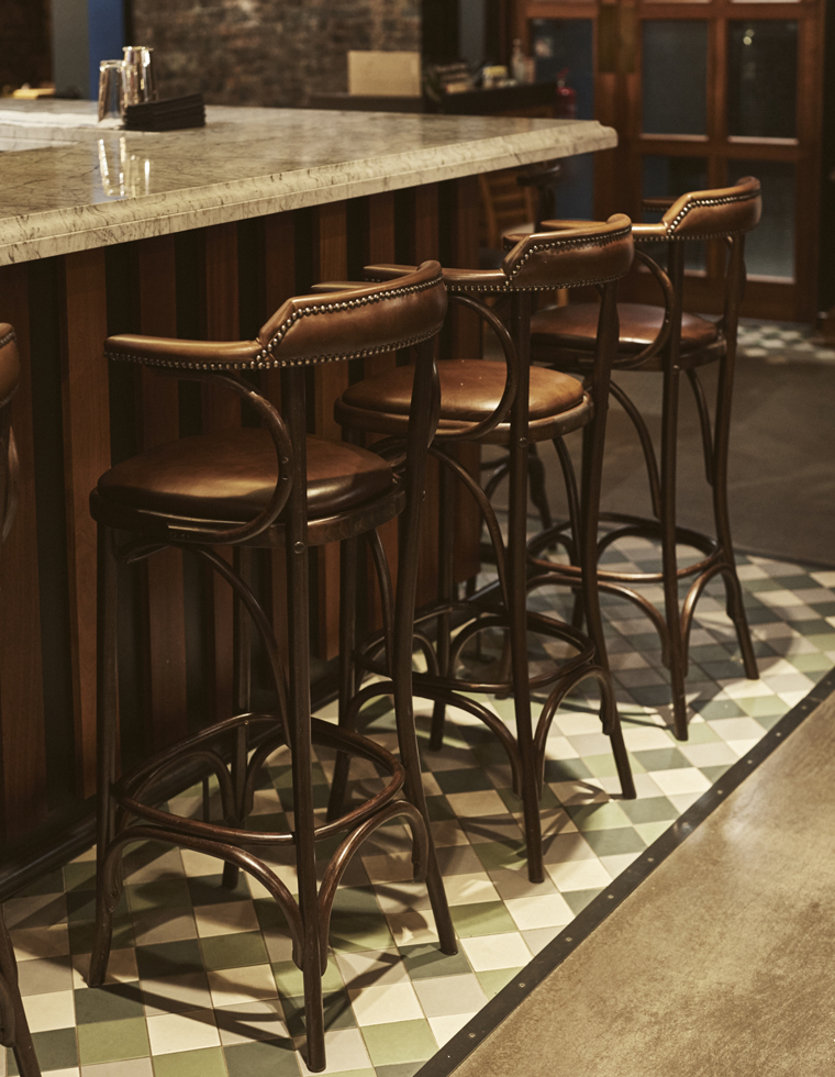Bombay Central Stools