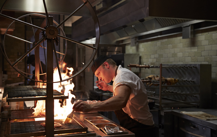 Forge London Asado Grill