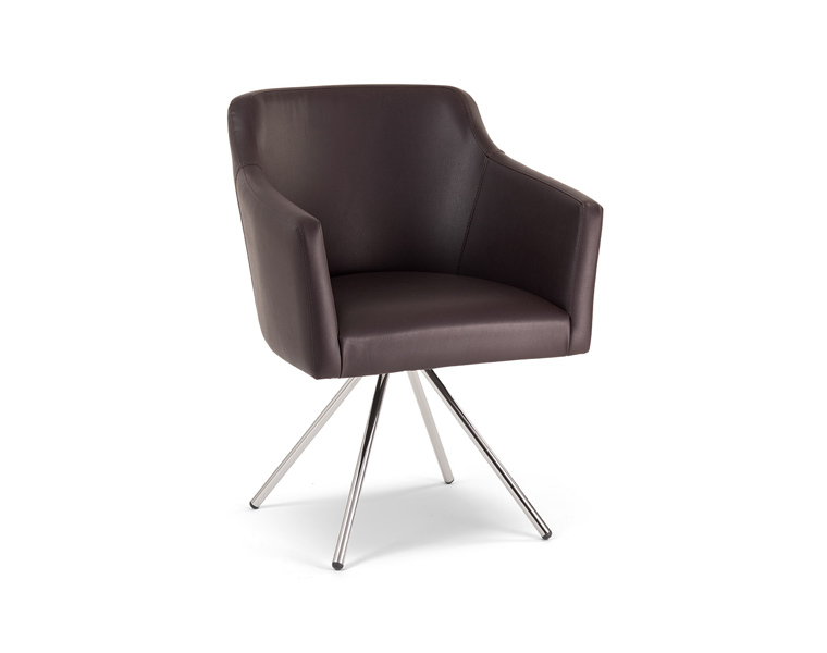 Chelsea Flexa Base Arm Chair
