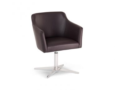 Chelsea Star Base Arm Chair