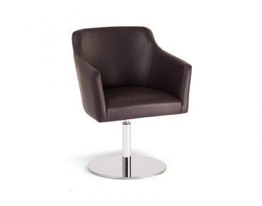 Chelsea Swivel Base Arm Chair