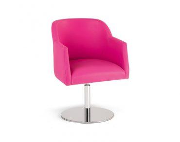 Kiara Swivel Base Arm Chair