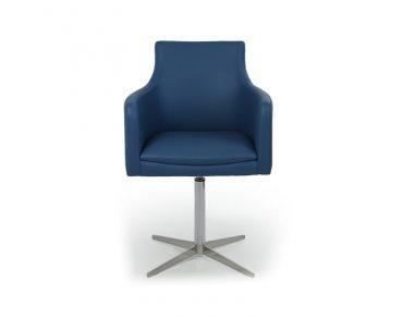 Naomi Star Base Arm Chair