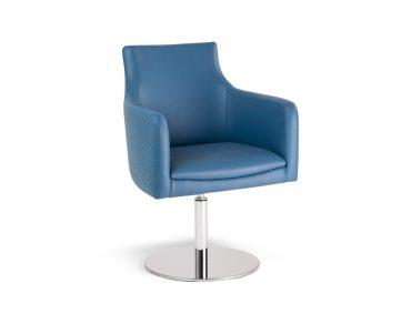 Naomi Swivel Base Arm Chair