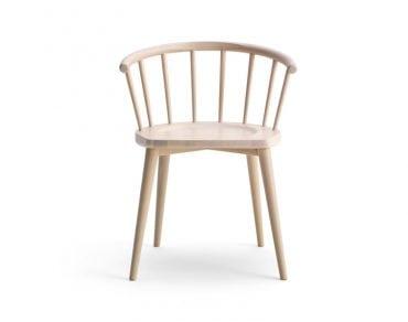 W Arm Chair