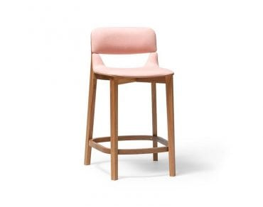 Leaf Bar Stool Backrest