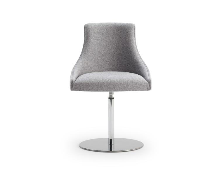 Kaylea One Swivel Base Lounge Chair