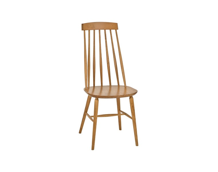 Helena High Backed Side Chair