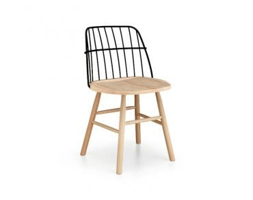 Strike Side Chair