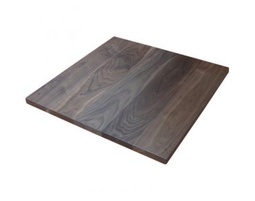 Solid Walnut Table Top