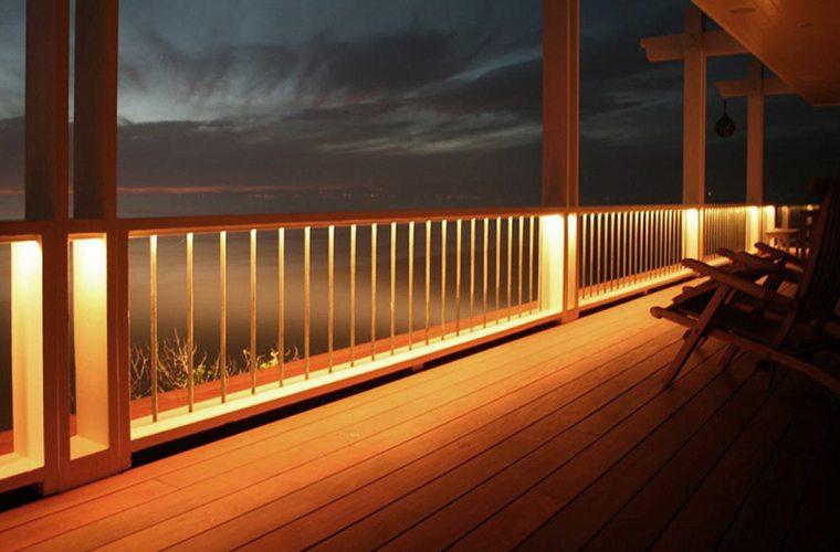 Deck Lighting Trends