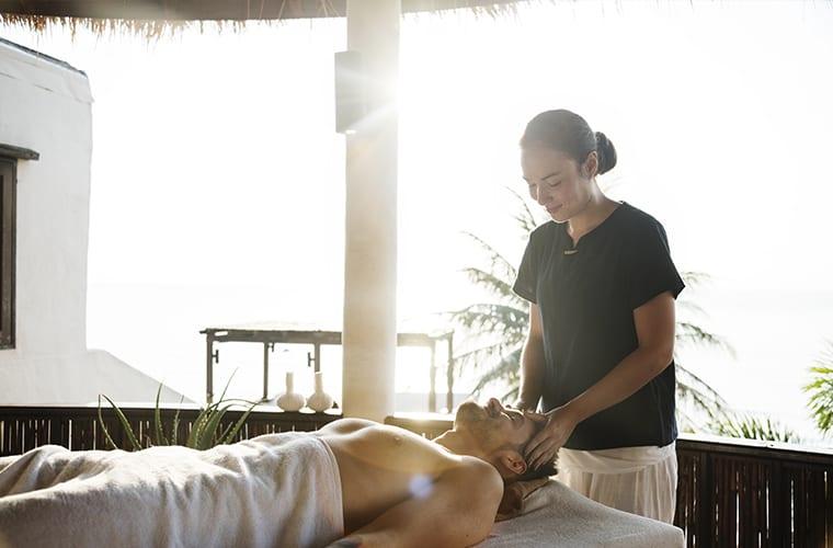 Spa Area & Treatments