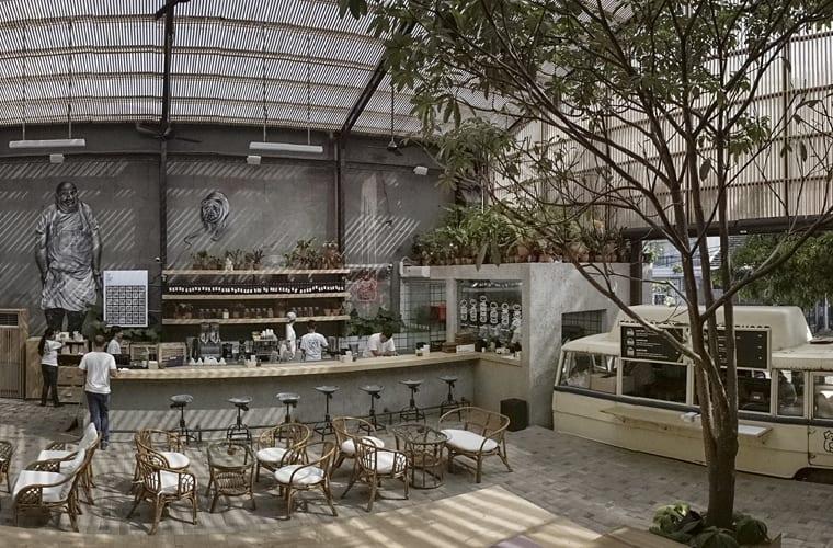 Restaurant Sustainability Detailing