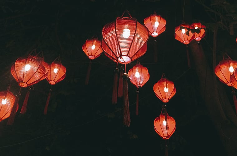 Mood Lighting Lanterns