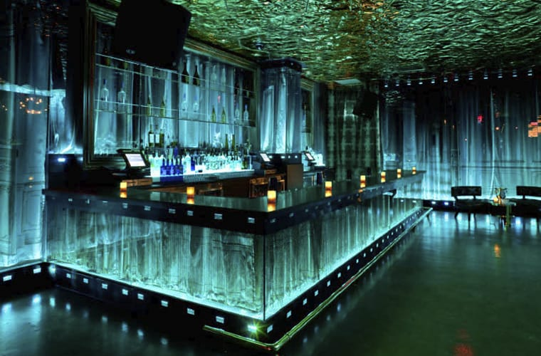 Bar Mood Lighting