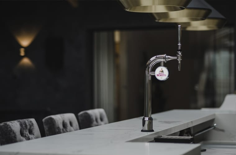 Home Bar Draft Beer Pump