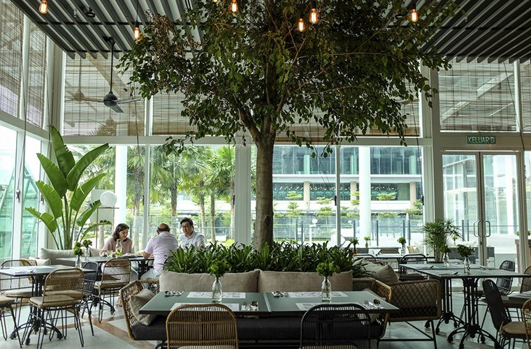 How To Incorporate Nature In Your Bar Or Restaurant Design
