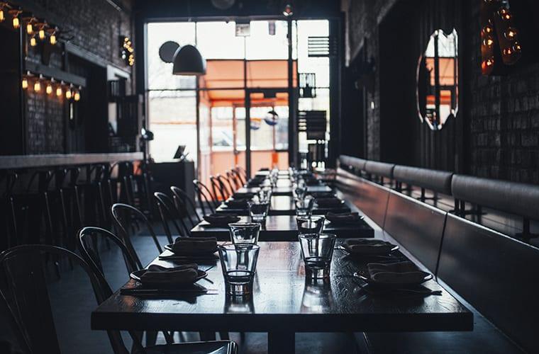 Ambient Restaurant Space