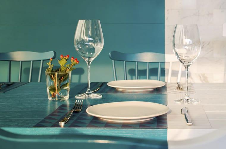 Restaurant Colour Schemes