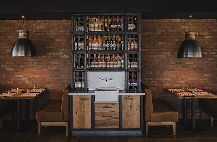 Bar Storage