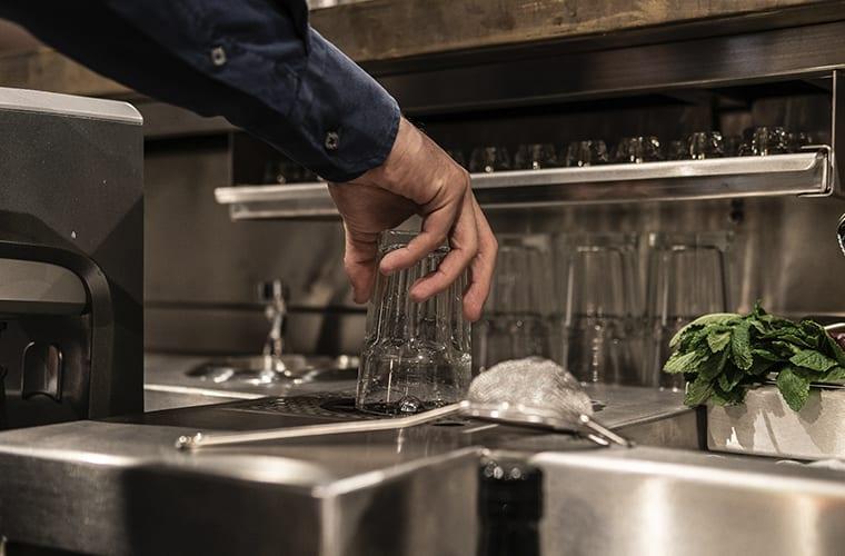 BarMade Glass Washer