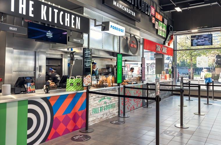 Retail Food Innovation
