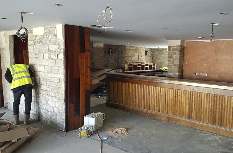 Bar Fit Out