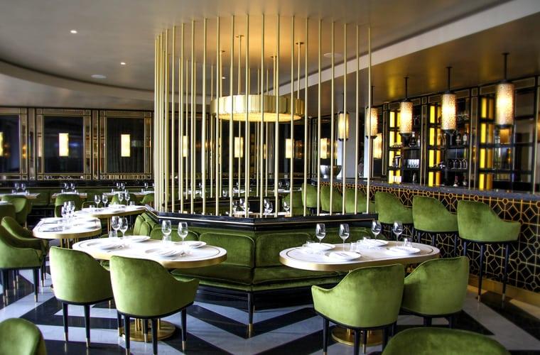 Chrome Restaurant Design