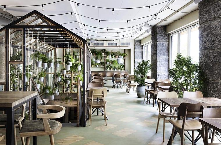 Sustainable Restaurant Design