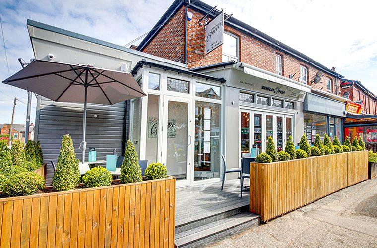 Suburban Green Chorlton Restaurant