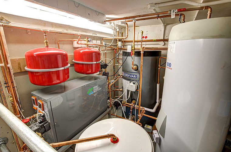 Suburban Green KERS Energy Recovery