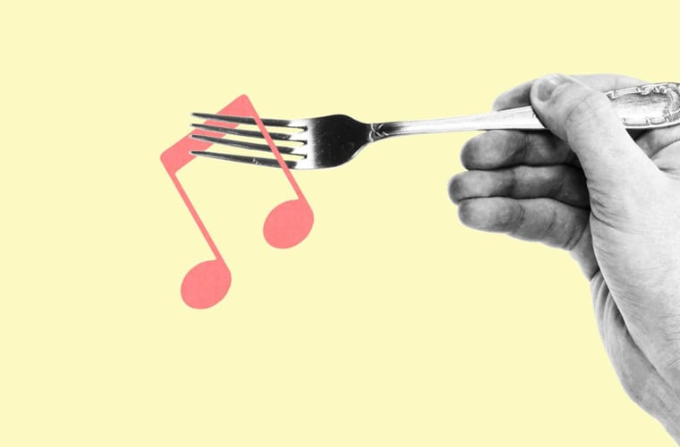 The Science of Sound & Taste