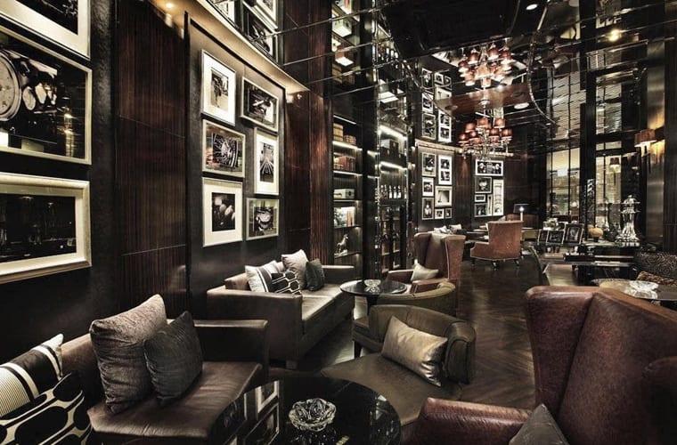 Maximalism Restaurant Decor Theme