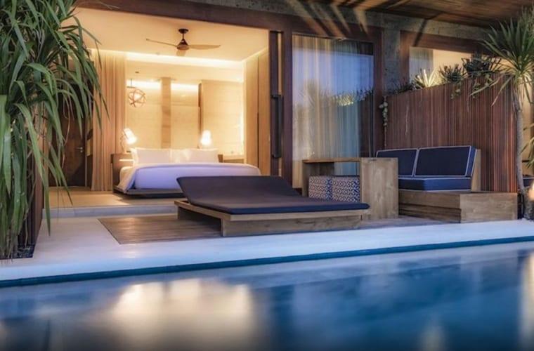Luxury Hotel Concept