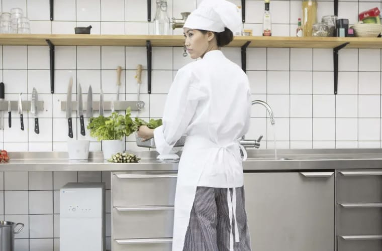 Commercial Kitchen Chef