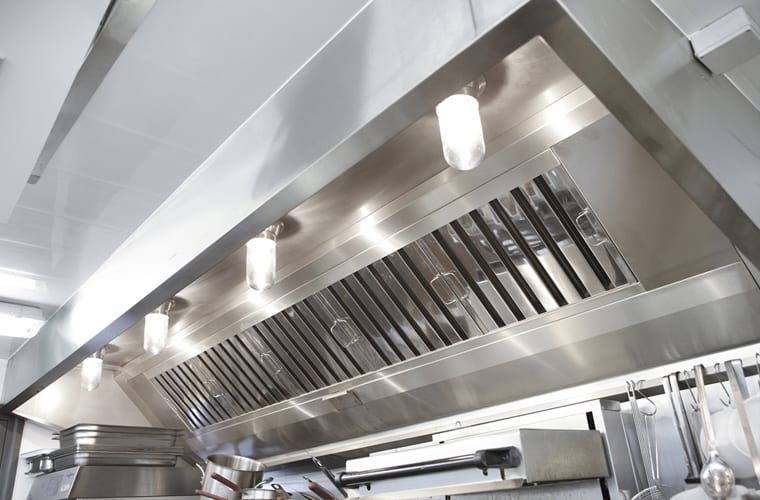 Commercial Kitchen Extractor