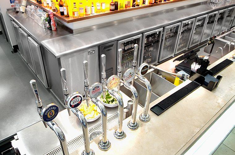 Building a Bar Smarter