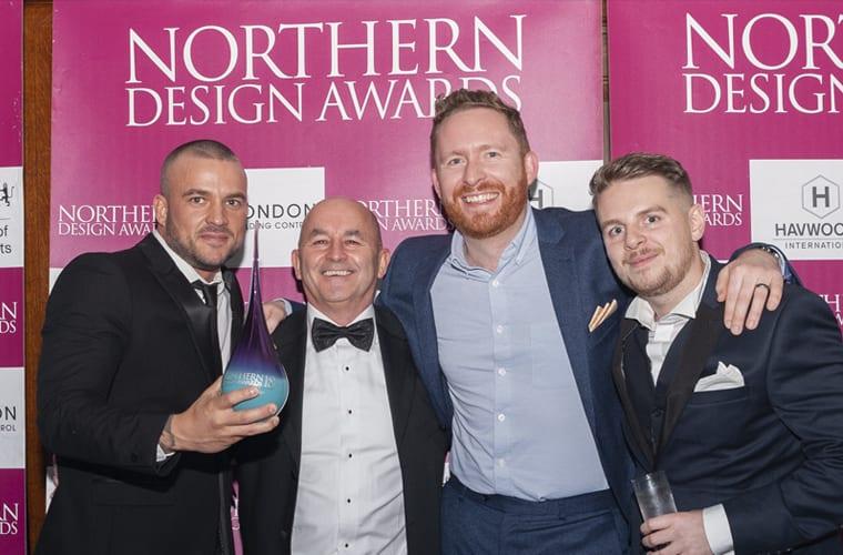 Dawnvale Wins Best Restaurant Design Award