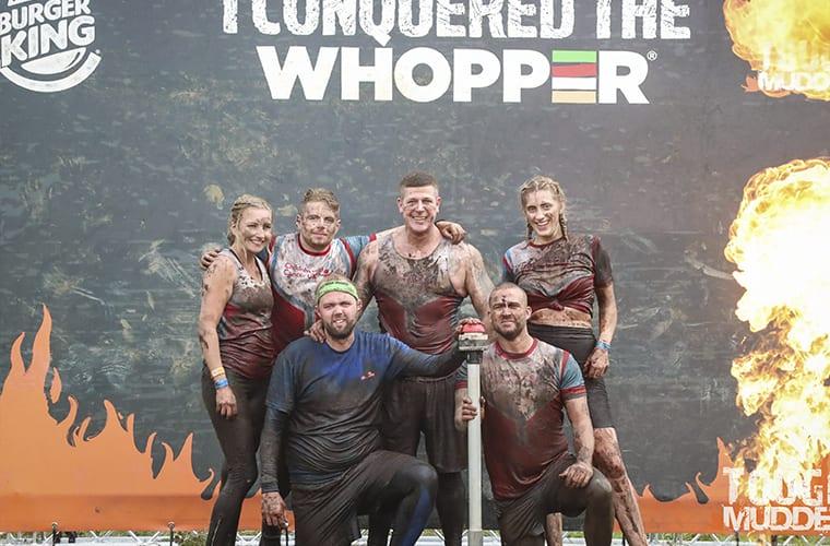 Dawnvale at Tough Mudder 2019