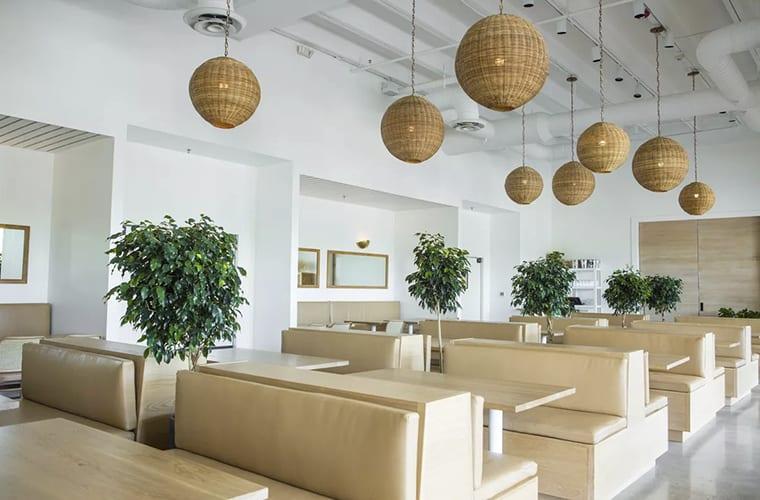 Smart & Simple Restaurant Design
