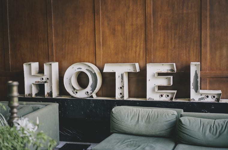 Quirky Hotel Features