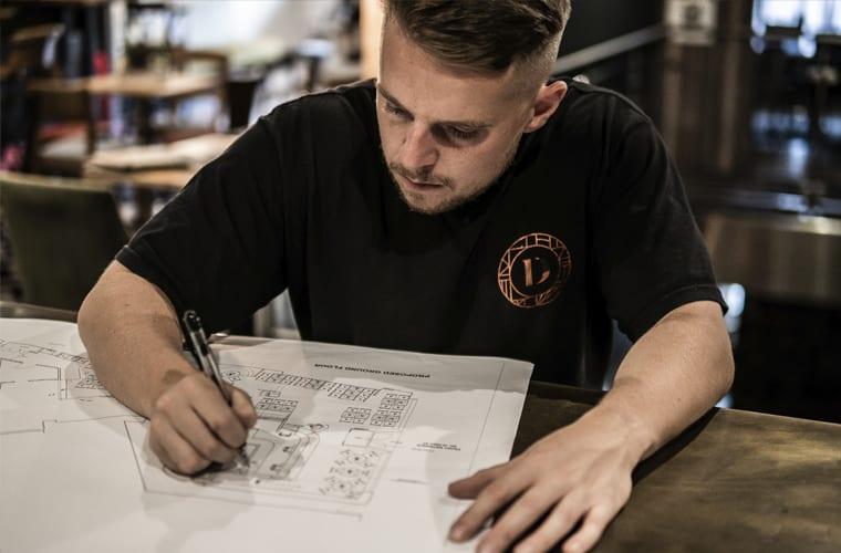 Furniture & Restaurant Design