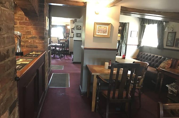 Bar Requiring Refurbishment
