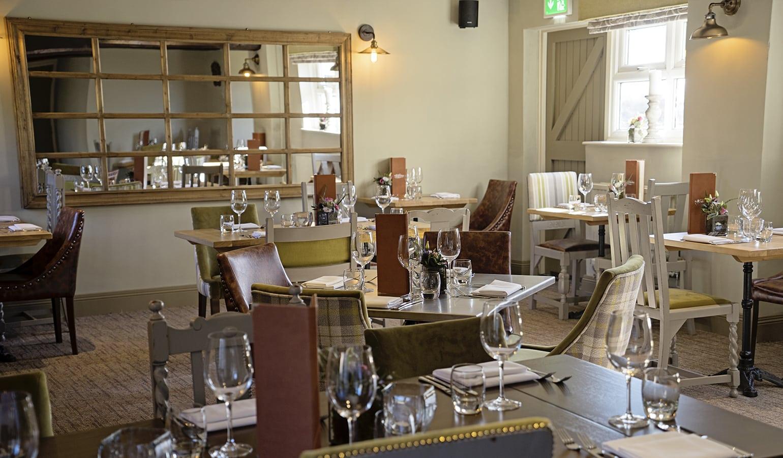 Antrobus Arms Restaurant