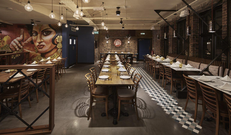 Bombay Central Restaurant
